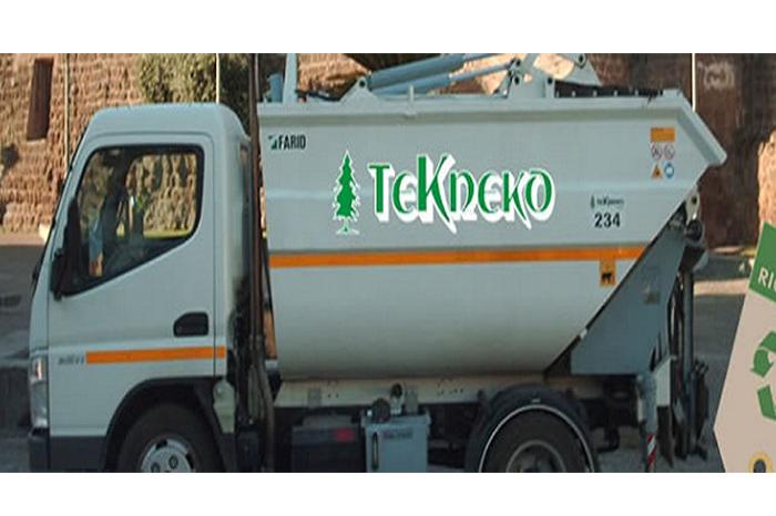 tekneko - raccolta differenziata